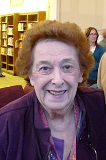 Jeanne Reid, Tarrytown's Warner Library, Retires
