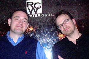 Rainwater Grill, Hastings-on-Hudson
