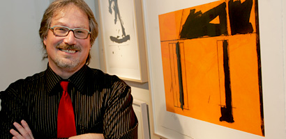 Hudson Valley Writers' Center's Frank Juliano