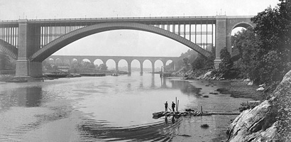 Historical Photos of the Hudson Line