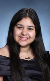 Sleepy Hollow High School's Adelin Diaz