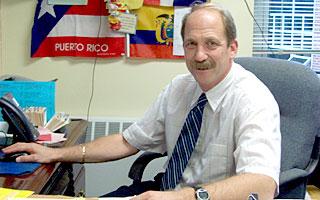 Aln Alterbaum, Sleepy Hollow High School Assistant Principal