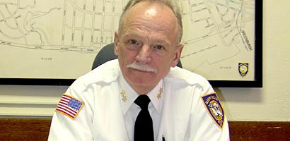 Sleepy Hollow Police Chief John Kapica