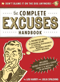 Excuses Handbook