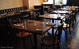 Harper's main dining room