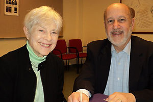 Lois Steinberg, PhD and Robert Waldman