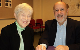 Lois Steinberg, PhD and Robert Waldman