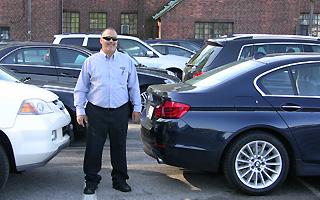 valet parking at Scarborough Station