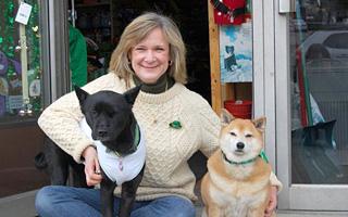 Laura Haupt, owner Bark & Meow, Tarrytown