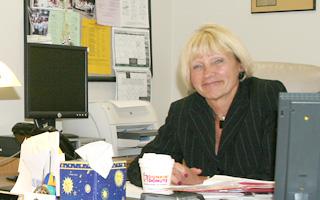 Kathleen Matusiak Irvington's Former School Superintendent