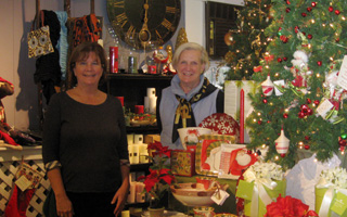 Sue Glasscot and Sue Taub