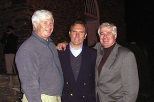 Renaming leaders - Chris Skelly, Henry Steiner, John O'Leary in 2006