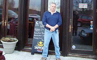 Bob Ronan, Owner Moon River Grill