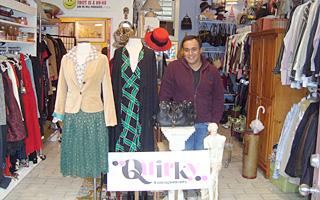Christian DelCarpio of The Quirky Shop