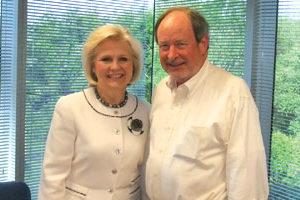 Con Edison's Sandy Miller & Chris Olert