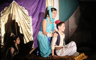 Aladdin Jr., Briarcliff Middle School Production