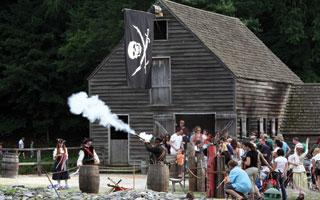 Philipsburg Manor: The Siege of Sleepy Hollow