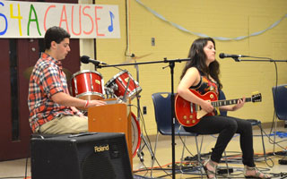 Briarcliff Highschool Songs for a Cause June 8
