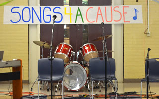 Briarcliff Highschool Songs for a Cause