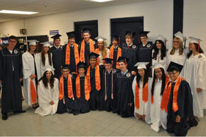 Briarcliff High School Class of 2012