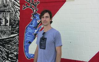 Artist Jeff White