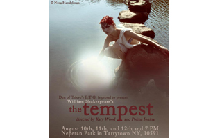 The Tempest - Aug 10, 11, 12 Neperan Park