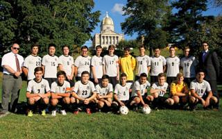 EF Academy soccer