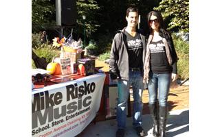 Michael and Miriam Risko