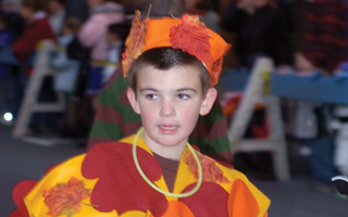 Tarrytown Halloween Parade