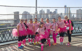 2012 Avon Breast Cancer Walk