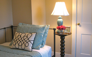 Around the House - Getting Your Guest Room Ready for Visitors