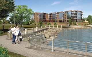 River's Edge development in Sleepy Hollow