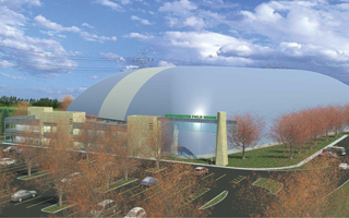 proposed westchester field house