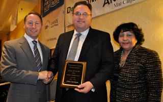John Caralyus of Purdys 2013 Senior Citizen Hall of Fame