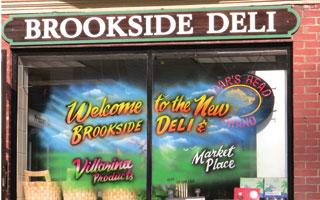 Brookside Deli in Irvington