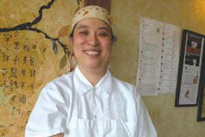 Minyoung Cho Yamaguchi of Jiki Cafe and Bakery