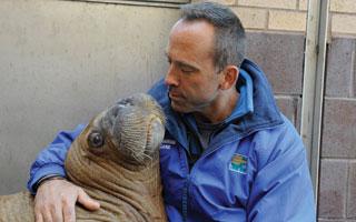 John Dohlin of New York Aquarium