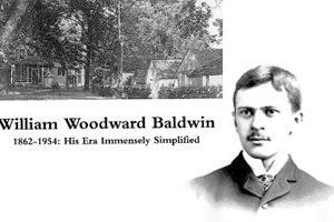 William Woodward Baldwin