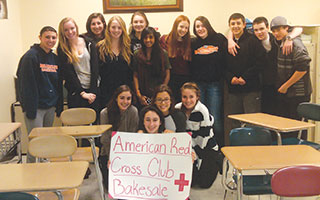 Briarcliff students perform community service