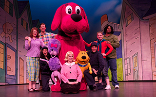 Clifford the Big Red Dog Live at Tarrytown Music Hall