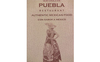 Que Chula es Puebla Restaurant in Sleepy Hollow