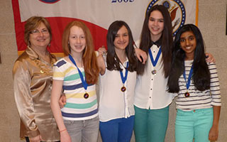 destination imagination champions from Briarcliff