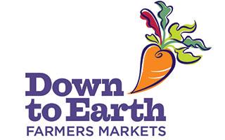 Down to Earth Farmers Market Logo