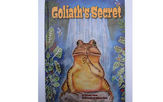 Goliath's Secret by Bonnie Feuer