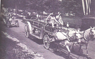 Briarcliff Memorial Day Parade 1908