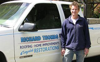 Richard Thombs Renovation