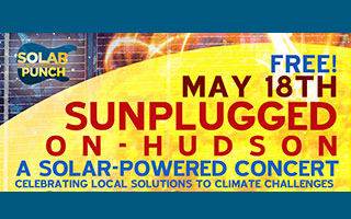 Sunplugged on Hudson-May 18th