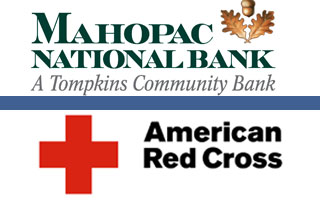 Mahopac National Bank participate in Red Cross Program