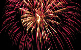 fireworks at westchester county parks