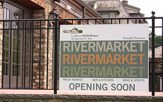 Rivermarket at Hudson Harbor